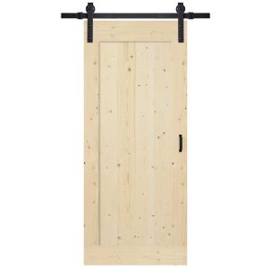loftdeur houten schuifdeur basic