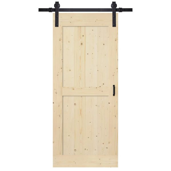 loftdeur houten schuifdeur modern
