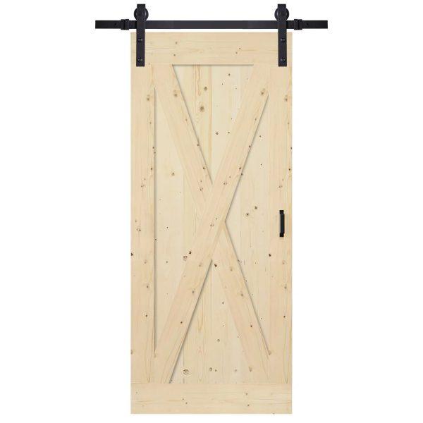 loftdeur houten schuifdeur x