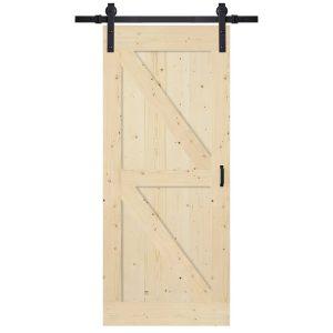 loftdeur houten schuifdeur zorro