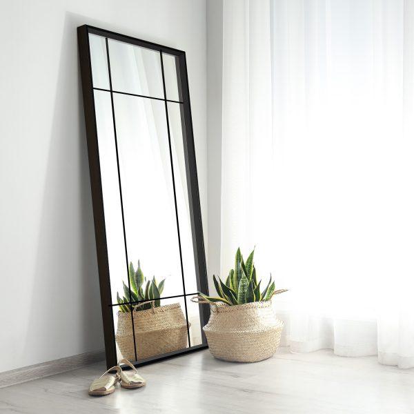 stalen spiegel lines mr noir