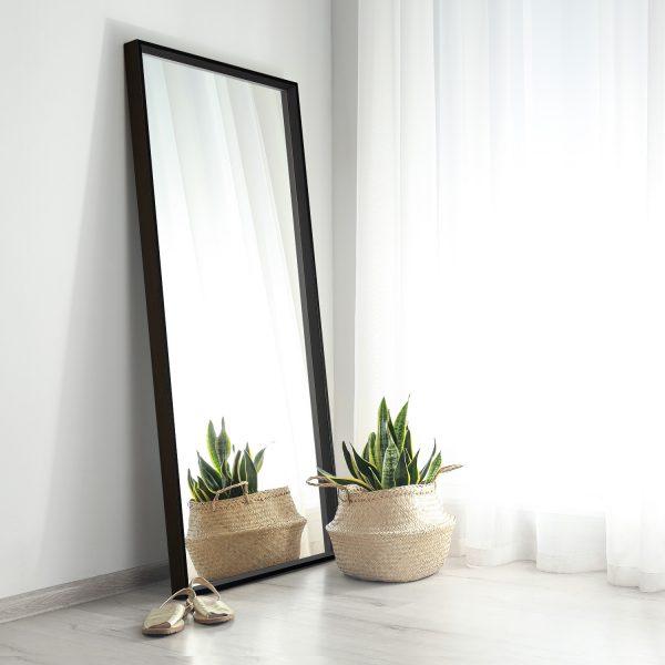 stalen spiegel
